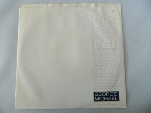 george michael - father figure - compacto ep 38