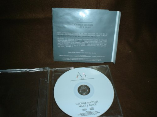 george michael - mary j. blige - cd single - as * pyf