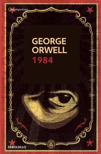 george orwell - 1984 -  ed. de bolsillo