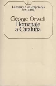 george orwell homenaje a cataluña