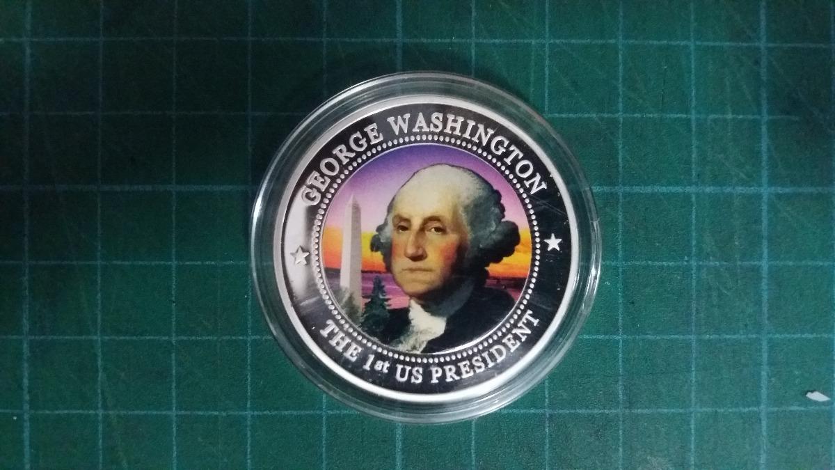 George Washington De Colores Liberia 2009 - Bs. 0,30 en Mercado Libre