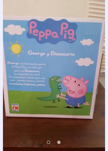 george y dinosaurio peppa pig