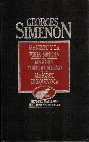 georges simenon - novelas de maigret n°35 - o.c.viii