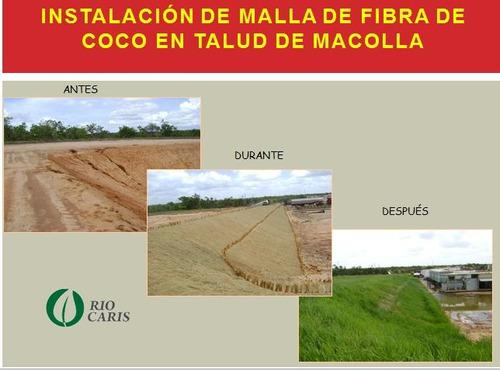 geotextil geomalla agromanto manto control de erosion -talud