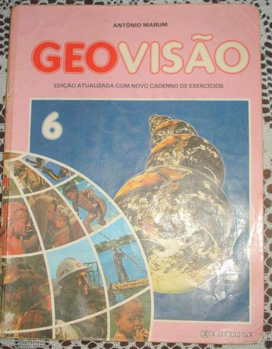 geovisão antonio marum volume 6
