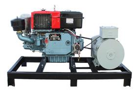 Gerador 10 Kva Motor Branco Bda-18 0 Diesel Preço De Custo