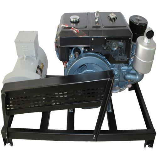 gerador 15 kva motor toyama 22 hp diesel  preço de custo
