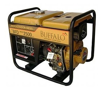 gerador buffalo bfd 2500-m - diesel part.manual