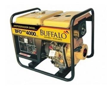 gerador buffalo bfd 4000-m - diesel - partida manual