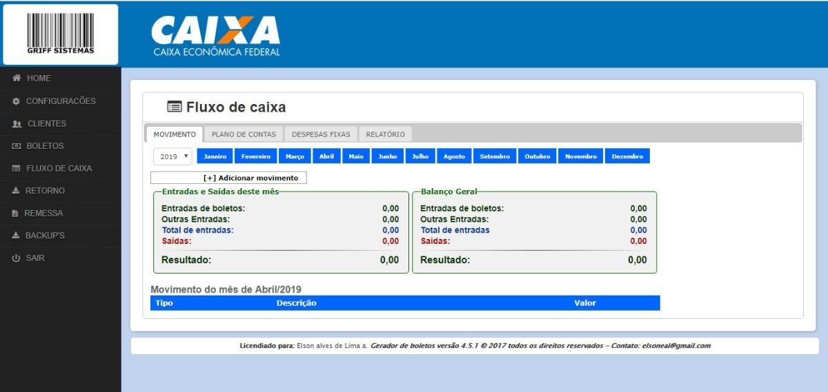 e4ce4c44c8c3 Gerador De Boletos Registrados Para Caixa Econômica Php Mysq - R ...