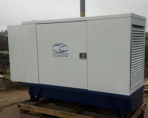 gerador de energia 60kva - genset solutions