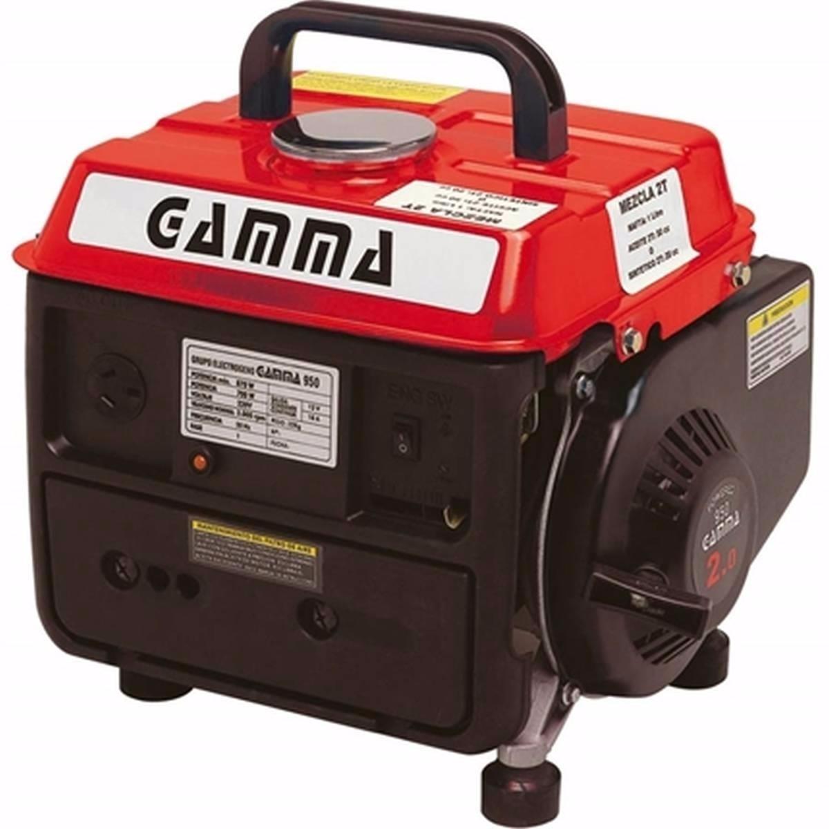 7f374f437e4 Gerador De Energia A Gasolina 950 800w Max 2hp 2t 110v 12vcc - R  499