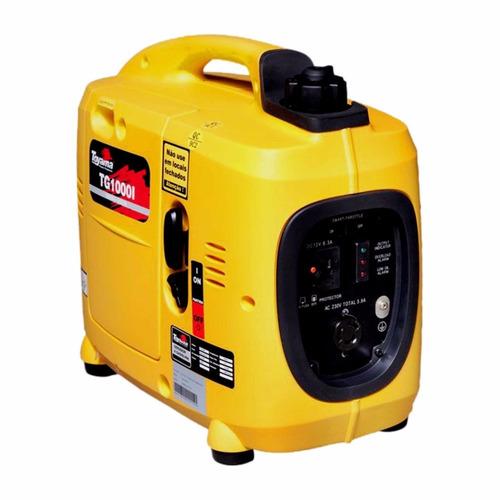 gerador de energia digital gasolina 1kva 4t toyama 110v