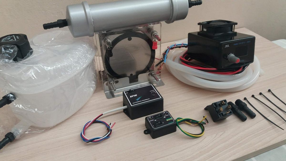 80aa3dd3b0d gerador de hidrogênio - kit completo - até motores 1.8. Carregando zoom.