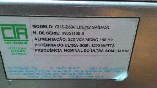 gerador e transdutor 33khz ultra-som limpeza ultrasonica cta