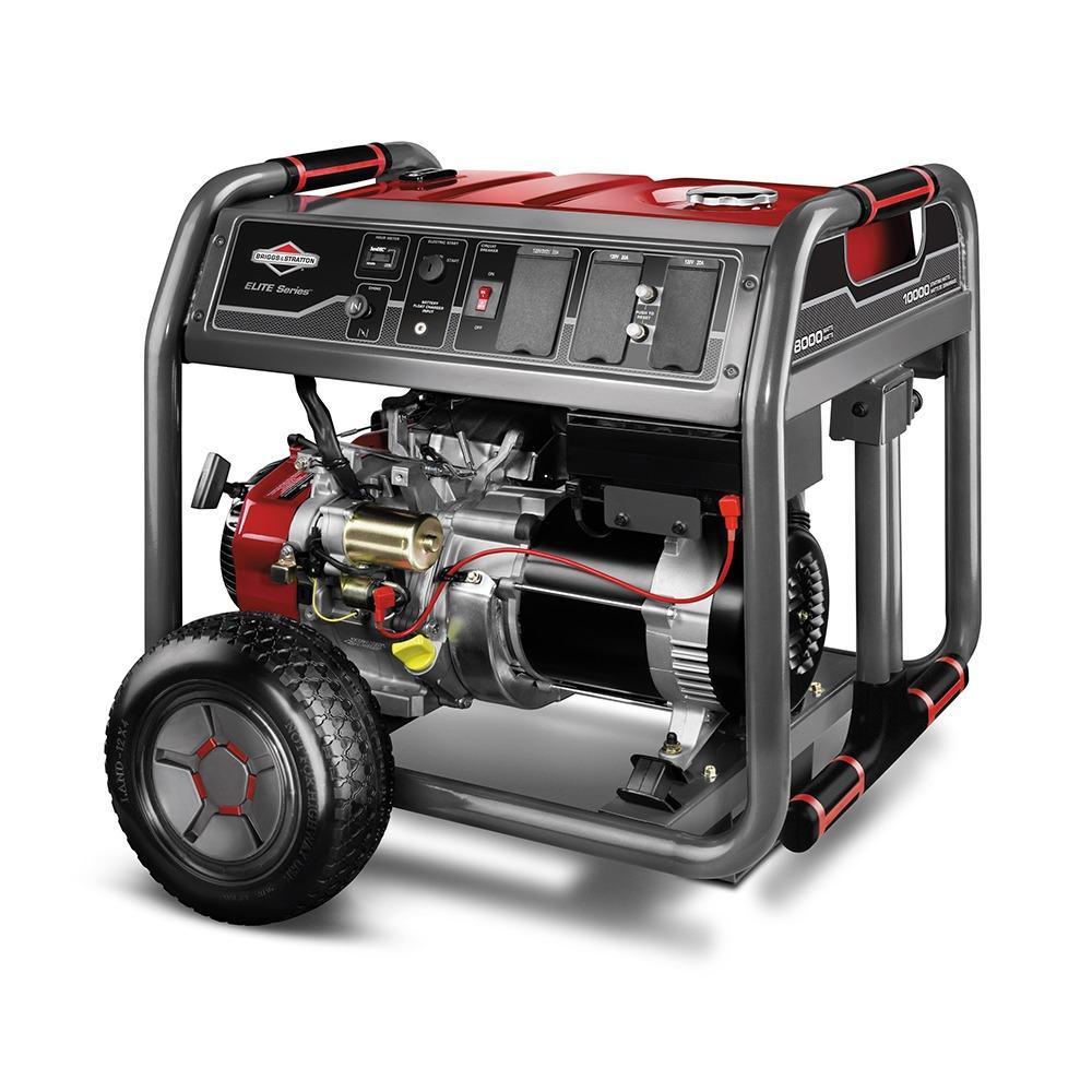 c5da6d259c0 Gerador Energia 8.000w 13.5hp 420cc Briggs Partida Eletrica - R ...