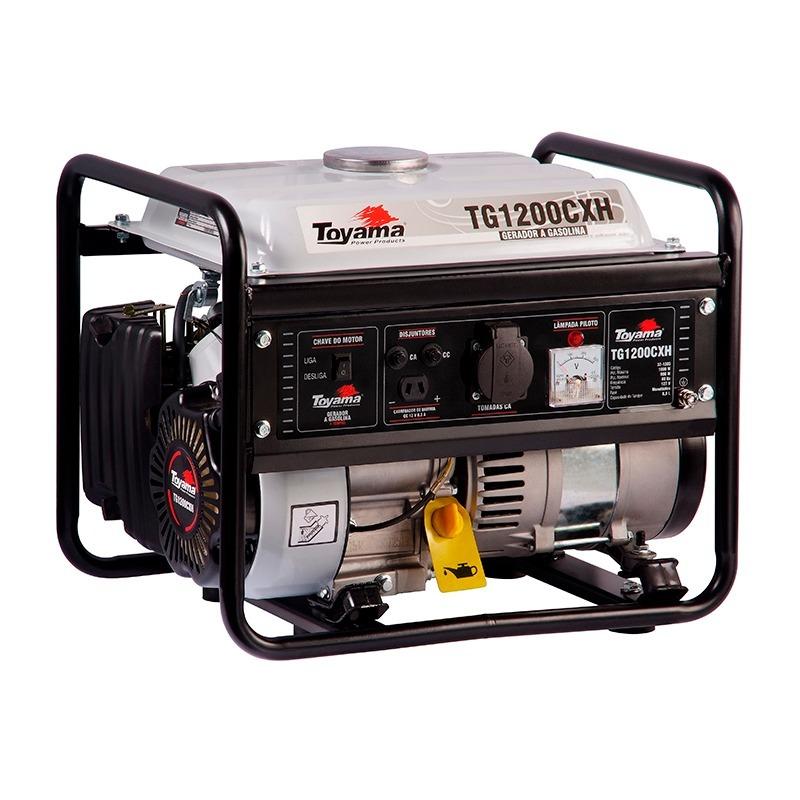 681df30a7e6 Gerador Energia Gasolina 1200 W- Toyama 220v Preço De Custo - R ...