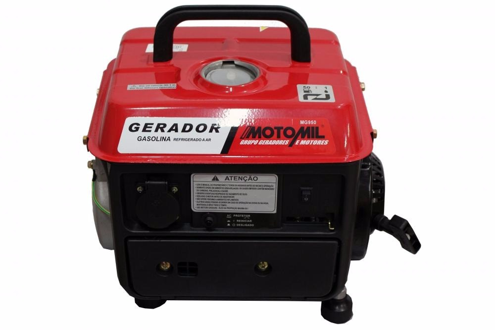 63bbc5a1e46 Gerador Energia Gasolina 800 Watts A Preço De Custo Só Hoje - R  539 ...
