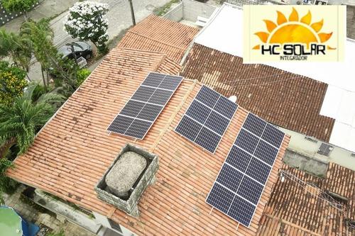 gerador energia solar fotovoltaico