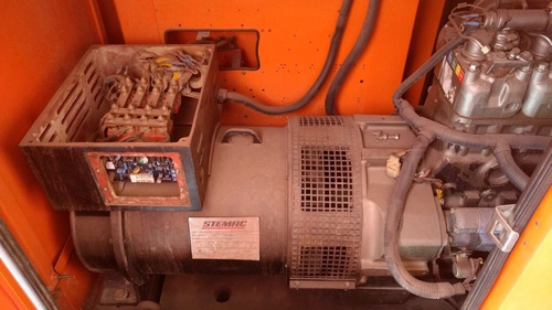 gerador stemac 81 kva ano: 2011