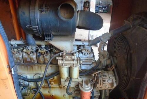 gerador stemac de 115 kva ano: 2009