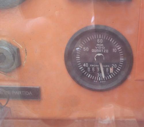 gerador stemac de 260 kva ano: 2009