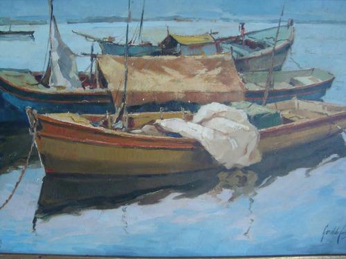 geraldo de castro - osm - trinca de barcos