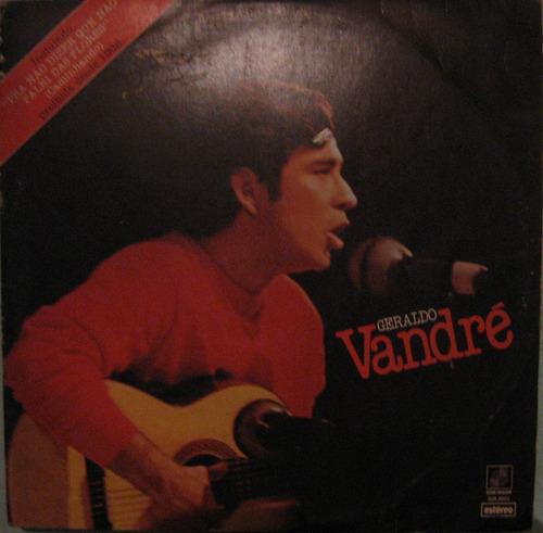 geraldo vandré - geraldo vandré - 1979