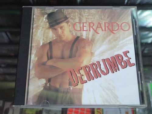 gerardo - derrumbe (maury disk)