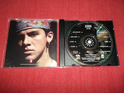 gerardo - mo' ritmo cd imp ed 1991 mdisk