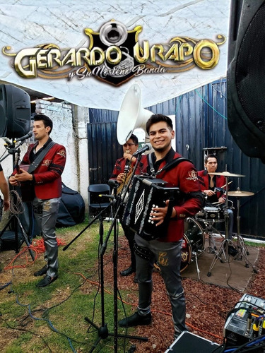 gerardo urapo y su norteño banda el mejor norteño banda