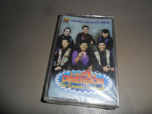 gerardo y su 4ta dimension cassette nuevo sellado