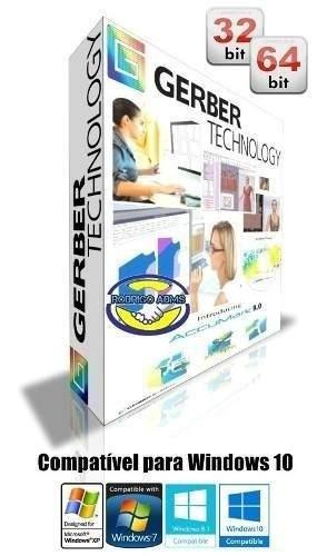 Gerber Accumark 9 0 - Software Para Modelagem