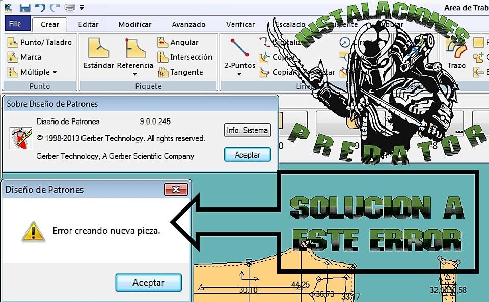 Gerber Accumark V9 + Patrones + Libros Windows O Mac - $ 250.00 en ...