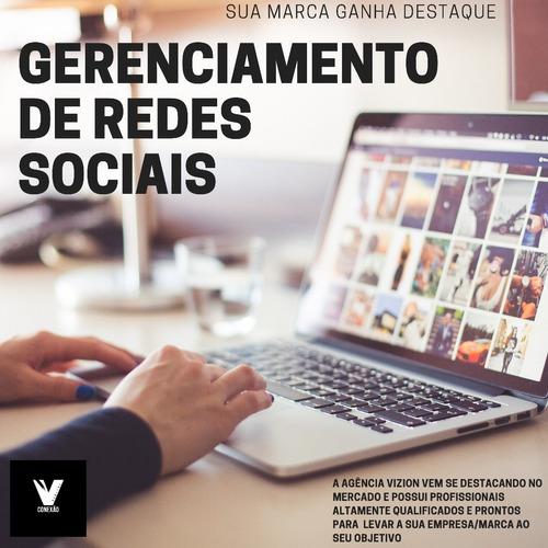 gerenciamento de redes sociais