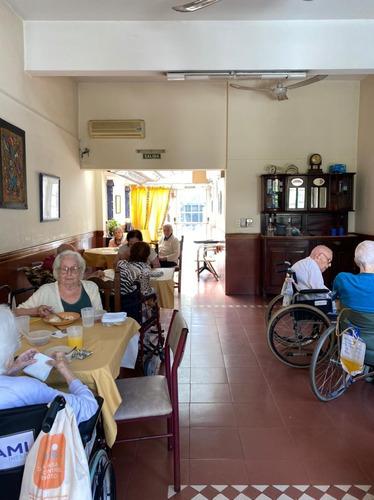 geriatrico zona norte residencia para mayores - los robles