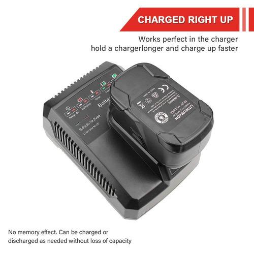 gerit batt reemplazar artesano 19.2v batería para artesano