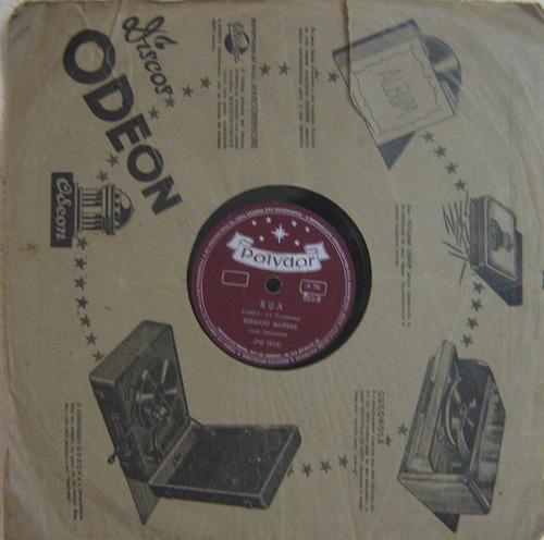 germano mathias - 78 rpm