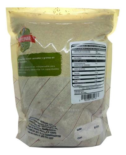 germen de trigo natural 800 gr cerepak