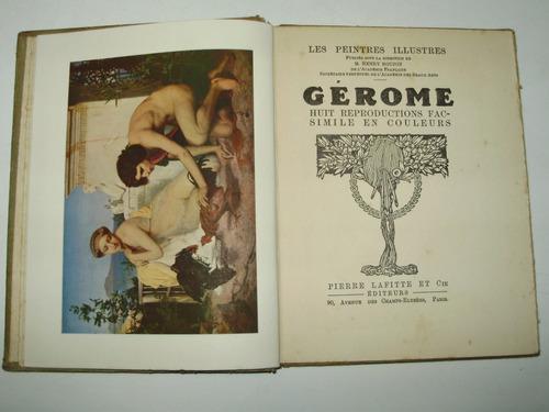 gerome colecc les peintres illustres no 31 p. lafitte fra