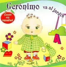 geronimo - va al jardin; arguello fernanda