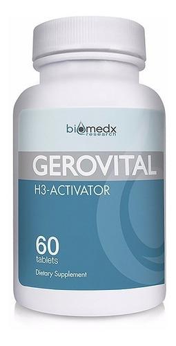 gerovital importado ativador de h3 (procaina b.) - 60 tabs