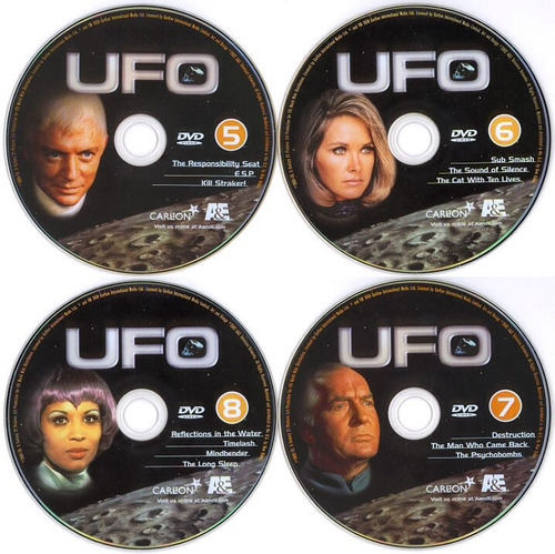 gerry anderson.ufo.tv.mega set.region 1 .original.