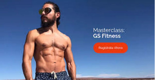 gerry sanchez masterclas fitness