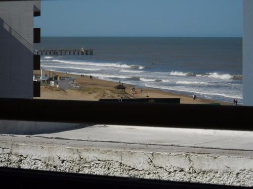 gesell frente  al mar  balcon red para niño cochera wifi