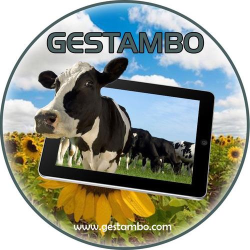 gestambo. primer software integral para el manejo de tambos