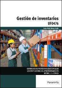 gestion de inventarios(libro formación)