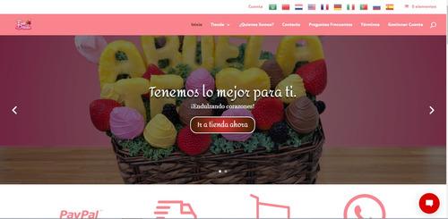 gestión de redes borges páginas web y servicios community m.