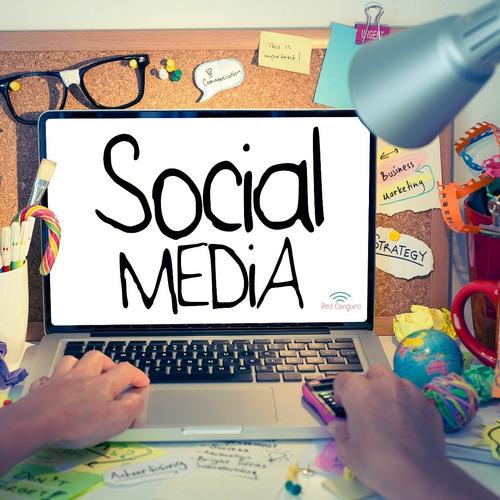 gestión de redes sociales.