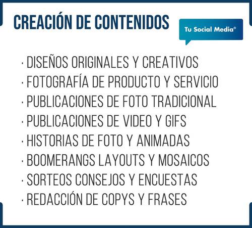 Gestión De Redes Sociales Agencia De Marketing Digital